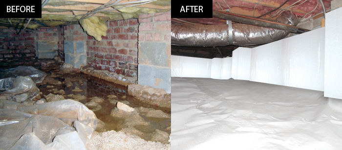 Sensible Crawl Space Solutions